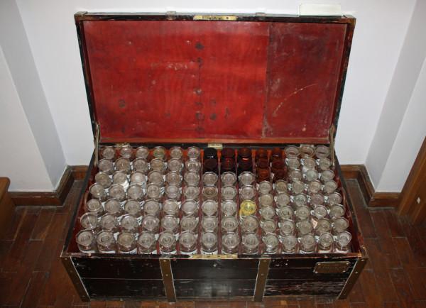 Походная аптечка Александра II
