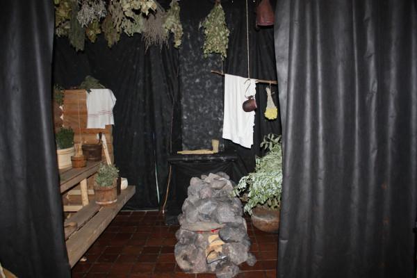 Черная баня-2