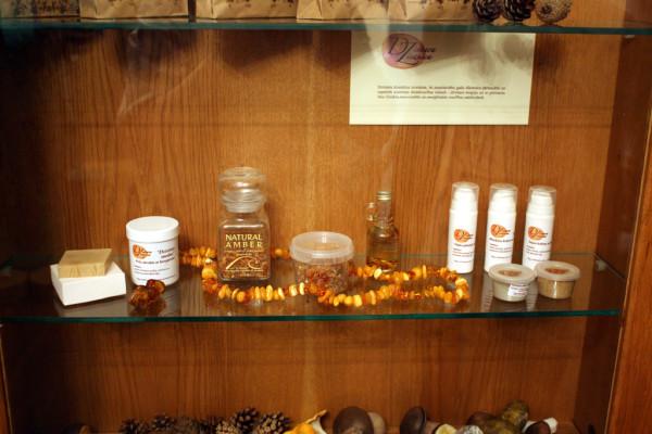 Лекарства на основе янтаря