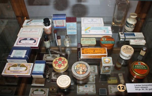 Лекарства конца 19 - начала 20 веков-2