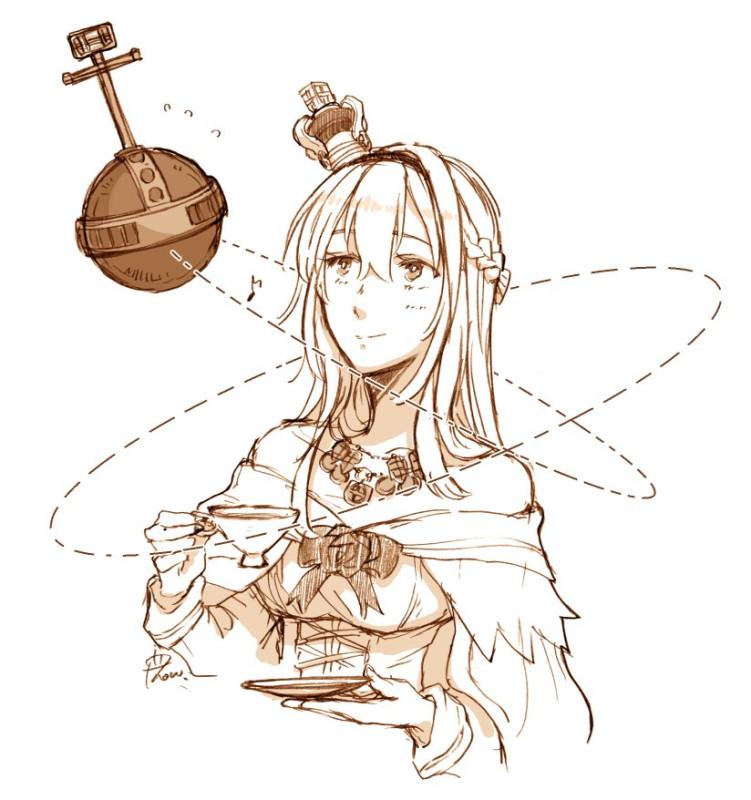 __warspite_kantai_collection_drawn_by_yamada_rei_rou__3eda3dd91c48b09db32e3f24920b2ea5