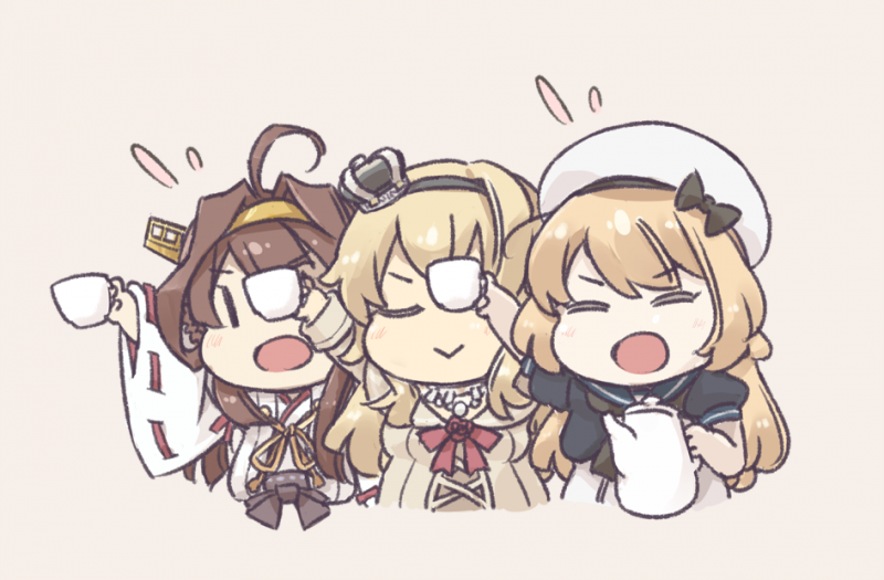 __jervis_kongou_and_warspite_kantai_collection_drawn_by_astcd2__291f20b1df8389775c97a3d64d880a5e