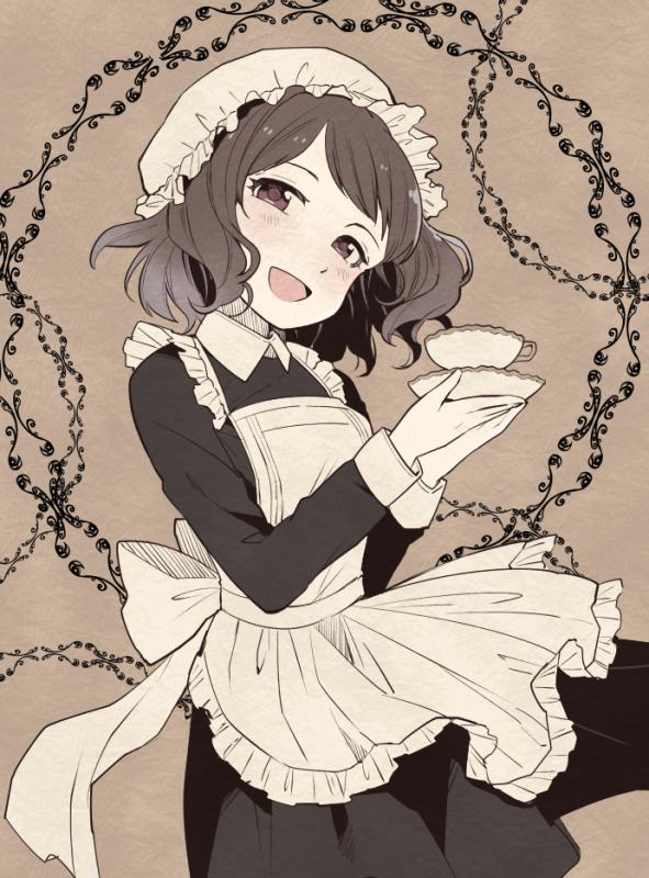 __nagatomi_hasumi_idolmaster_cinderella_girls_and_etc_drawn_by_ai_nige__1b00ccc643b9374db83b8672e6a761c3