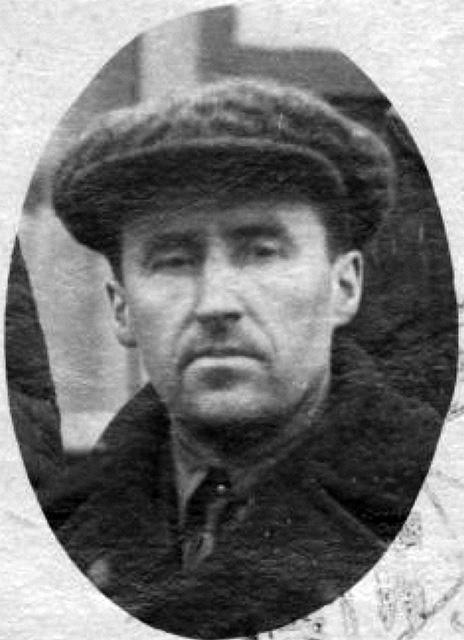 П.Н.Овчинкин.1940-е гг.