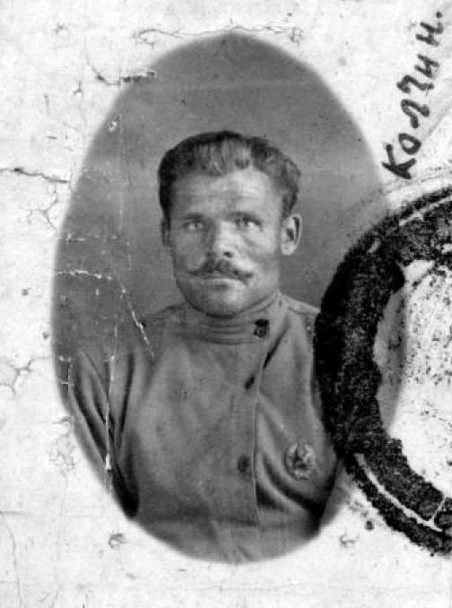 Ефим Севастьянович Колчин