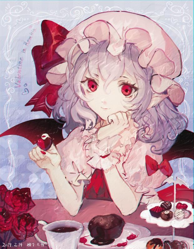 __remilia_scarlet_touhou_drawn_by_mochacot__bdd29e4c156a0d7809816b73dd69acf3