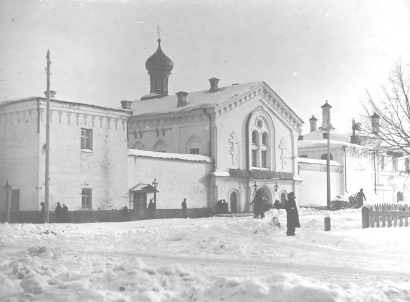 Пермская губернская тюрьма