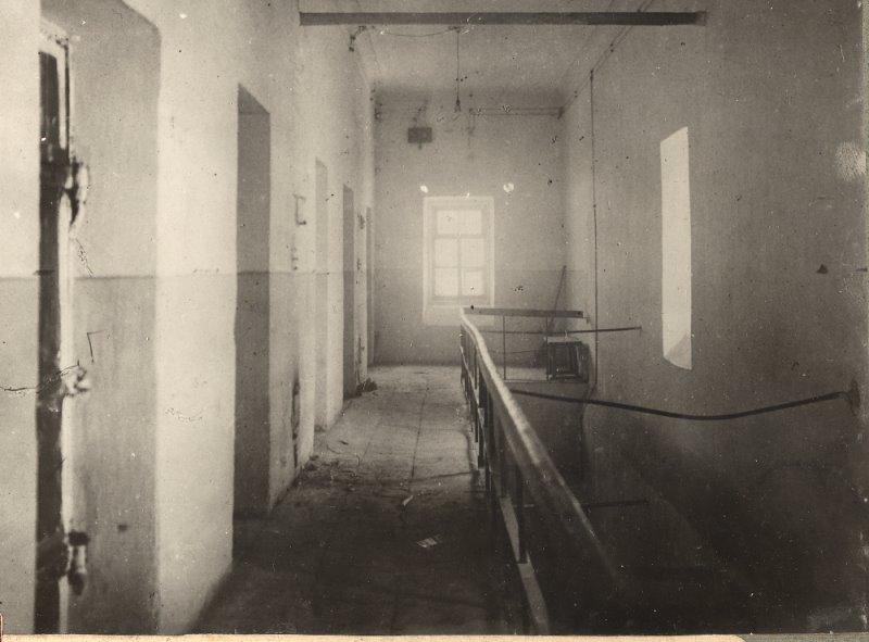 Коридор Пермской губернской тюрьмы
