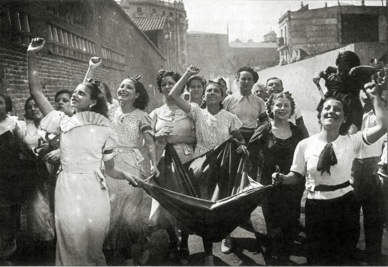 Militia Women during Spanish Civil War in the 1930s (30)