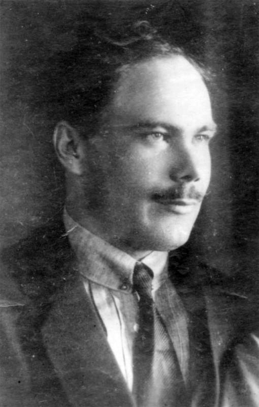 Николай Витальевич Мрачковский – начальник снабжения Особого северного экспедиционного отряда