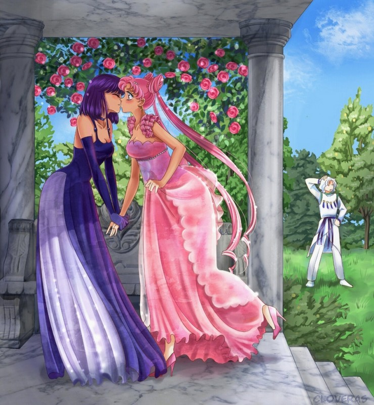 __chibi_usa_helios_princess_saturn_small_lady_serenity_and_tomoe_hotaru_bishoujo_senshi_sailor_moon_drawn_by_cloveras__83c0cb5fc352d59ae938606059ff8e87