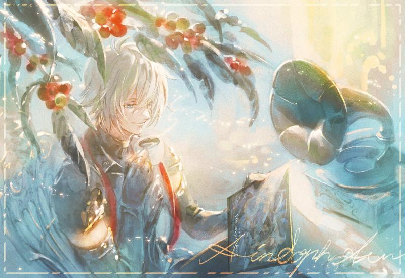 __lucifer_and_sandalphon_granblue_fantasy_drawn_by_minaba_hideo__073024d13e81b1946ed18994e04e09e8