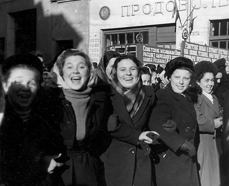 Первомай 1949