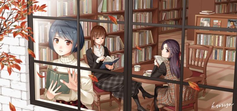 __serizawa_miyabi_tachibana_hina_and_tachibana_rui_domestic_na_kanojo_drawn_by_sasuga_kei__95137c1a5b87ff2881ed8102ec4bfdeb