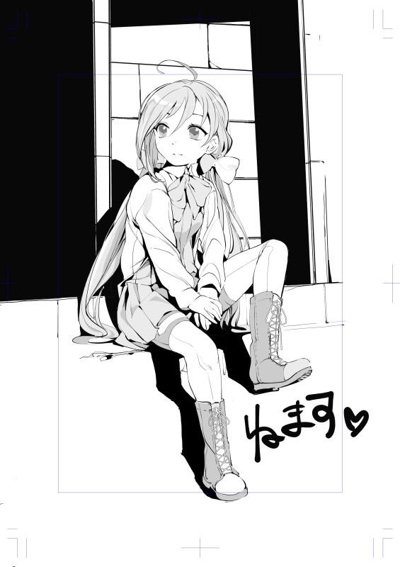 __kiyoshimo_kantai_collection_drawn_by_oishii_ishiwata__73f4e6efc6e3a81ac12334868b8dd1a3