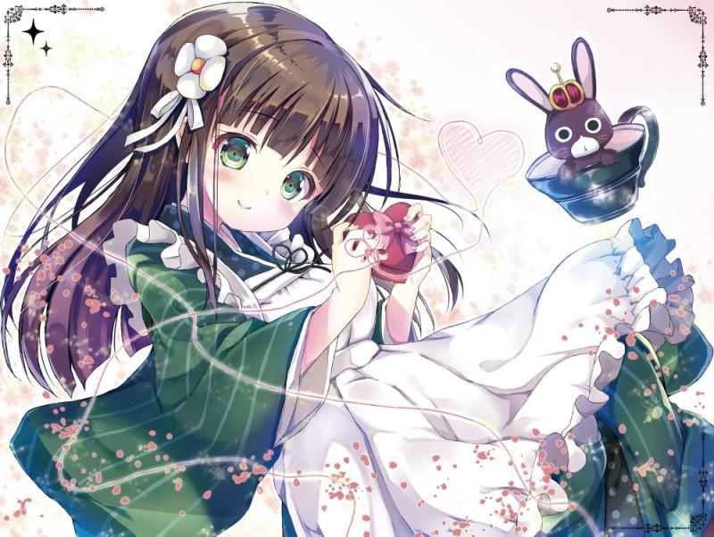__anko_and_ujimatsu_chiya_gochuumon_wa_usagi_desu_ka_drawn_by_neko_pan__bae7e41b3e9fccfbbd00dbc6fa21450c