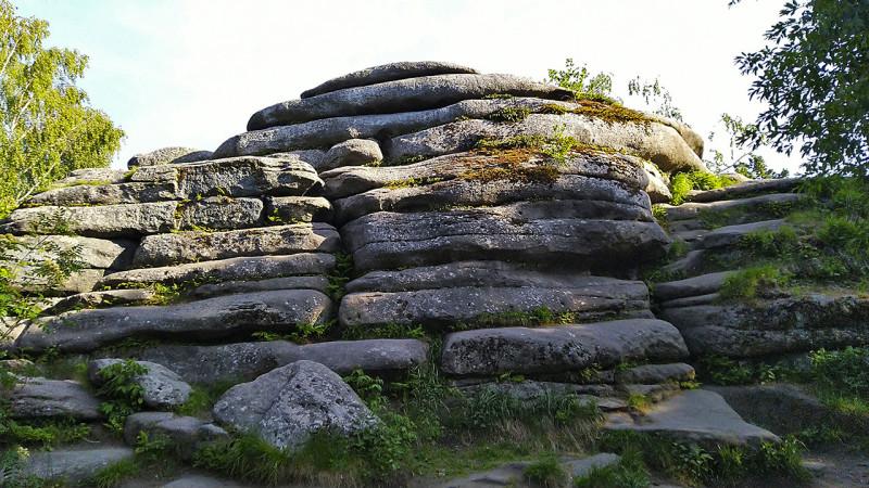 Каменные Палатки 1