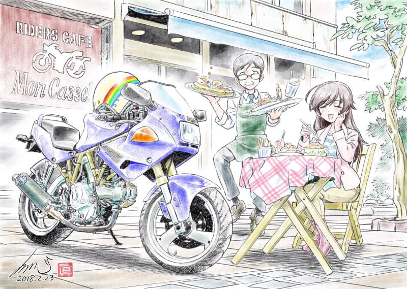 __isuzu_hana_and_tsuji_renta_girls_und_panzer_drawn_by_kubota_shinji__f273816ef57be9194f65d377d88bbb83
