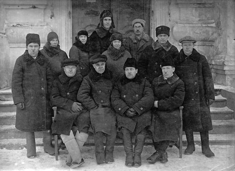 Красногвардейцы 23-го Верхне-Камского полка