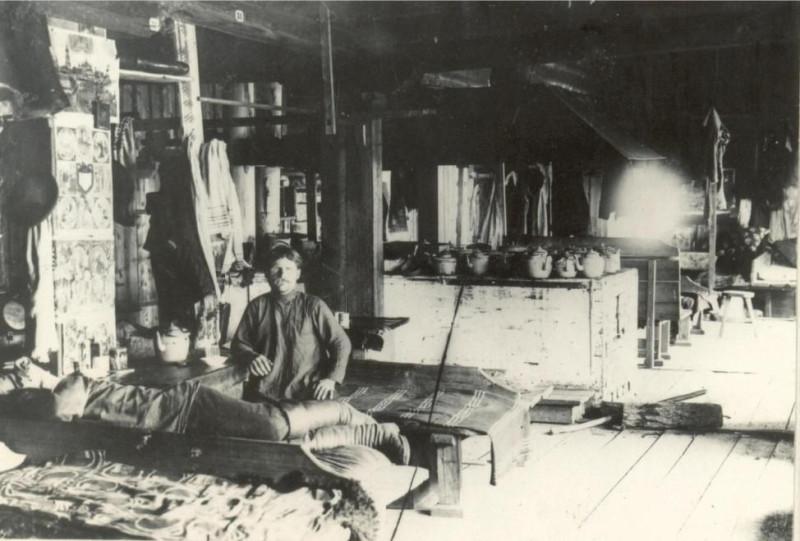 Рабочие казармы