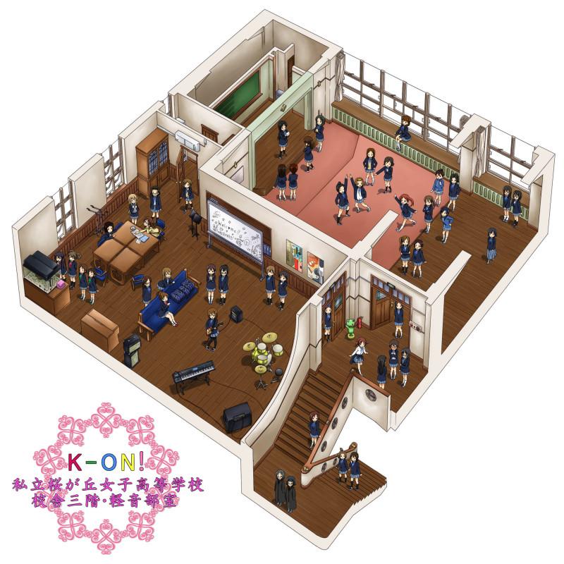 __first_year_students_occult_club_kinoshita_shizuka_nakanishi_toshimi_kotobuki_tsumugi_and_etc_k_on_drawn_by_p_crush__3c510cf863d9041e93a7c128919711f4