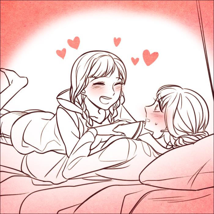 __anna_and_elsa_frozen_disney_drawn_by_hooreng__26ceb4ed1de901162148e91c1bda0716