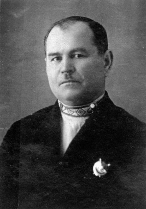 Голунов Семён Петрович.1940 г.