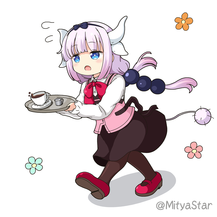 __hoto_cocoa_and_kanna_kamui_kobayashi_san_chi_no_maidragon_and_etc_drawn_by_miicha__0ca8d61d7132ee904595c16a45cdb611