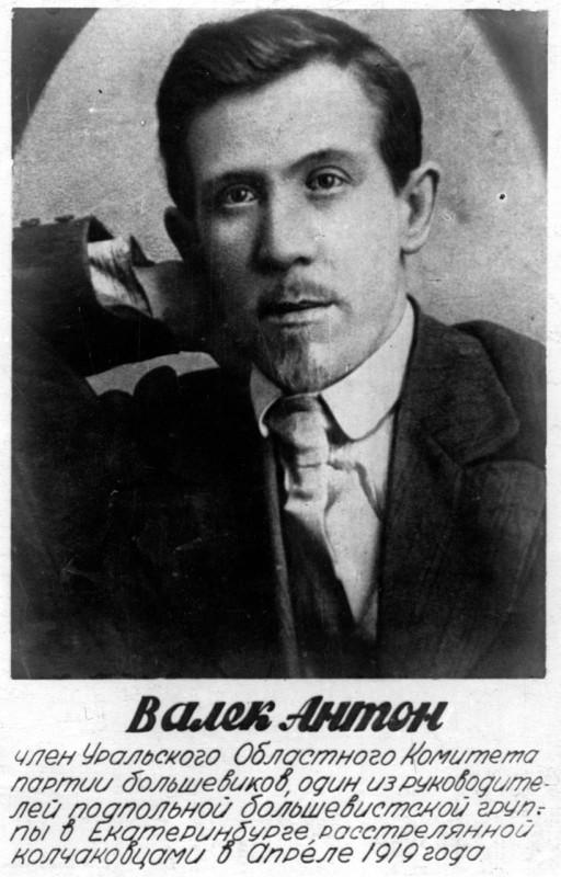 Антон Валек