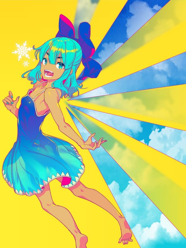 __cirno_and_tanned_cirno_touhou_drawn_by_zounose__219a7bd89186f18f18666554af4e8538