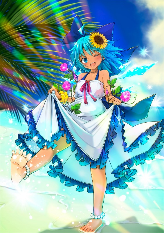 __cirno_and_tanned_cirno_touhou_drawn_by_sin__146bcdf498fd6c34be3ed07b0b9ef329