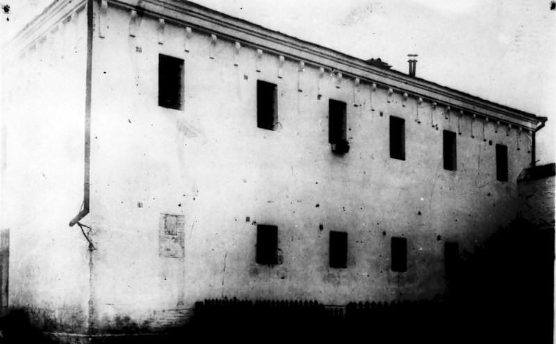 Одиночный корпус (Башня) Пермской губернской тюрьмы. Начало XX века. Из фондов ГАПК