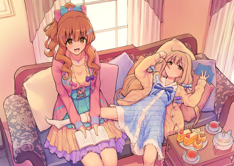__futaba_anzu_and_moroboshi_kirari_idolmaster_cinderella_girls_and_etc_drawn_by_morimiya_masayuki__f17a8be1e9dce8b6ecb6bf9018d5f593