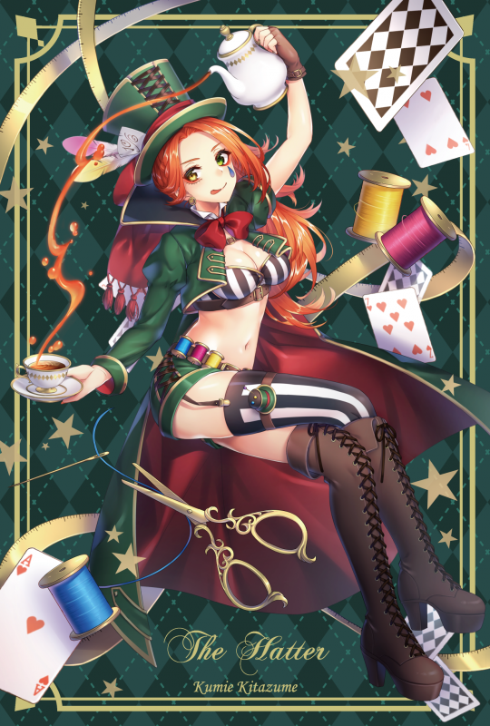 __mad_hatter_alice_in_wonderland_drawn_by_kitazume_kumie__d85c35721add99ac2d8e13bb39e61a1d