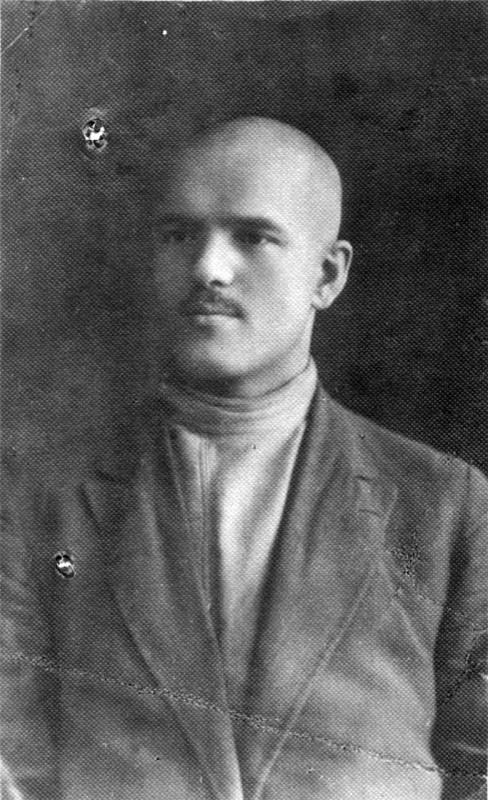 Соловьёв Михаил Даниилович – организатор и командир Красной Гвардии Уральских рабочих