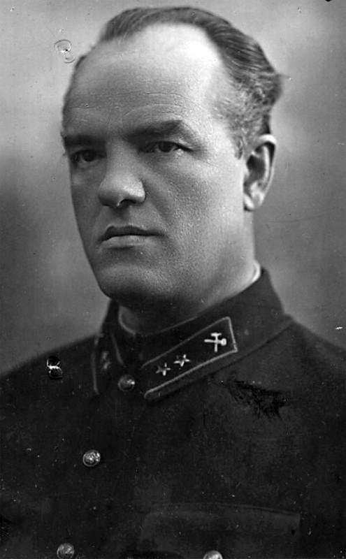Соловьёв Михаил Даниилович