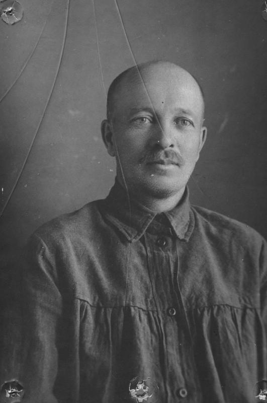 Иван Степанович Шамшурин. Фото из фондов ОГАЧО