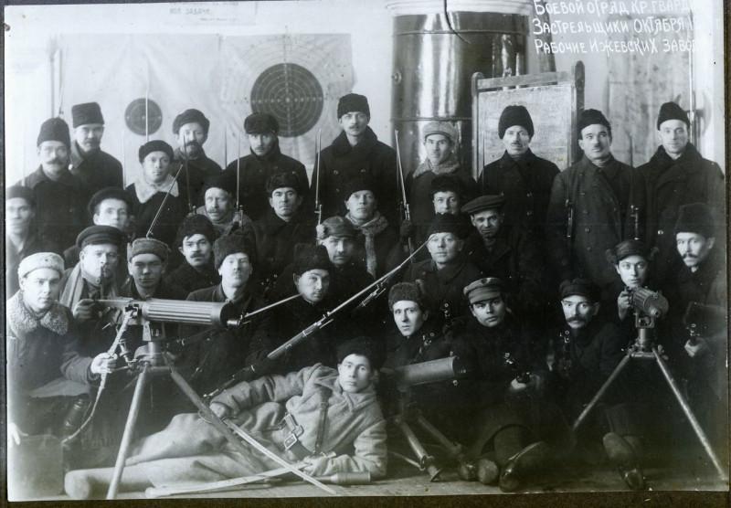Боевой отряд Красной Гвардии Ижевских заводов