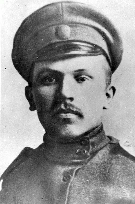 Иван Михайлович Малышев. 1916 г.
