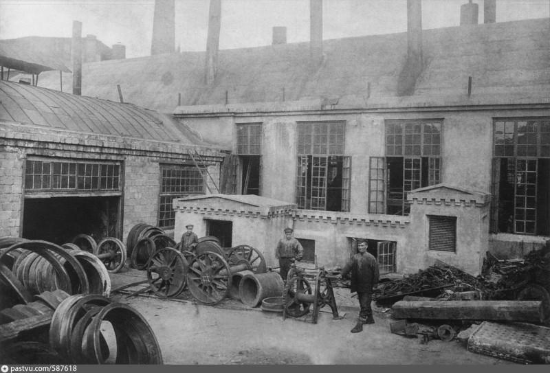 Пермские железнодорожные мастерские