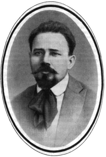 Лихачёв Василий Матвеевич