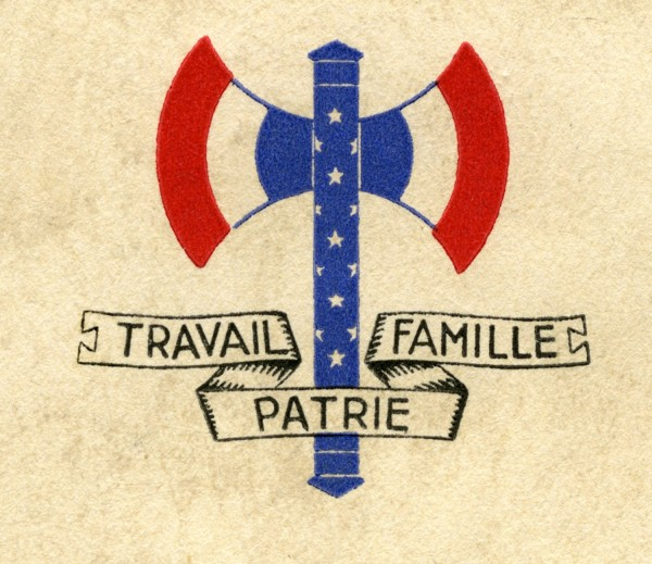 famille, travail, patrie