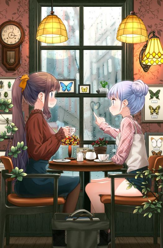 __suzukaze_aoba_and_takimoto_hifumi_new_game_drawn_by_tokunou_shoutarou__93f122a75f883df428ba1ce9ed25ae2b