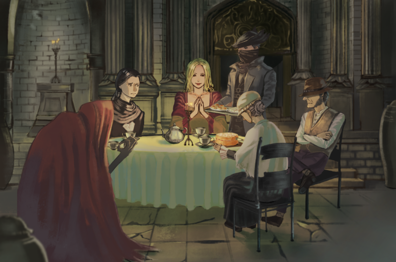 __hunter_adella_the_nun_arianna_lonely_old_woman_oedon_chapel_dweller_and_1_more_bloodborne__719d46abfe6f3fa9607382d46efc539d 84017900