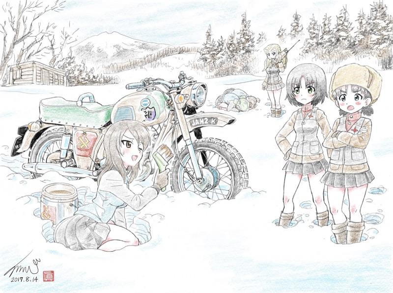__aki_alina_clara_mika_mikko_and_others_girls_und_panzer_drawn_by_kubota_shinji__06ff9f56842b287421531ec3bd6260de