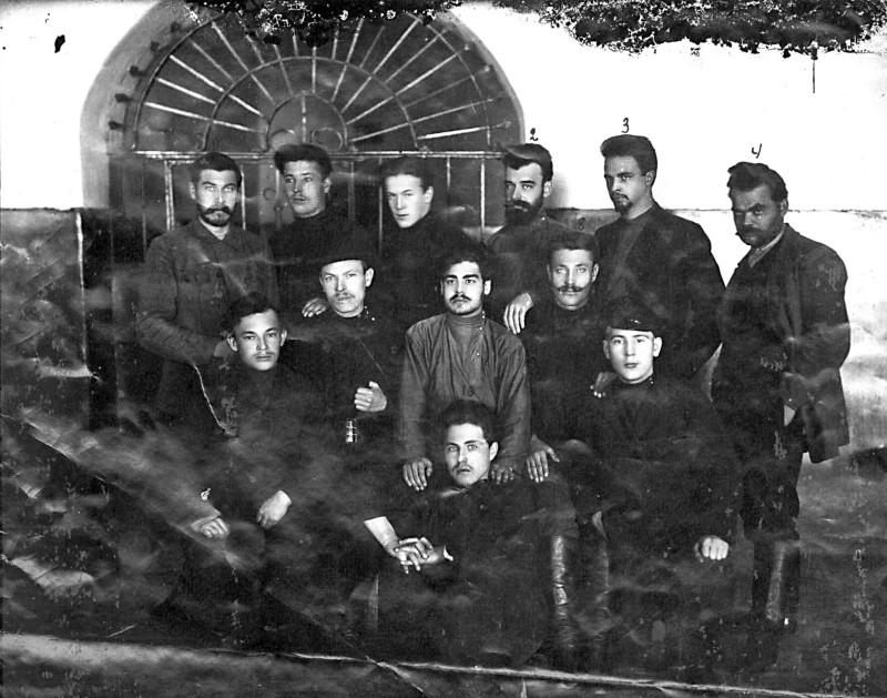 Заключённые 9-й камеры