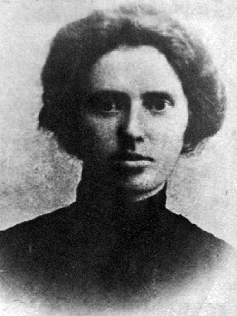Адамская Варвара Ксаверьевна