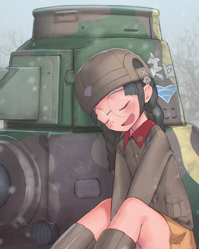 __fukuda_girls_und_panzer_drawn_by_rotix__89e747f68d9d37d1cd08311ecca84af7