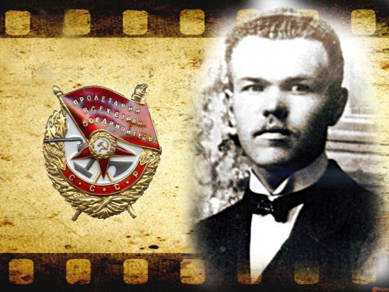 Алексей Андреевич Серебряков