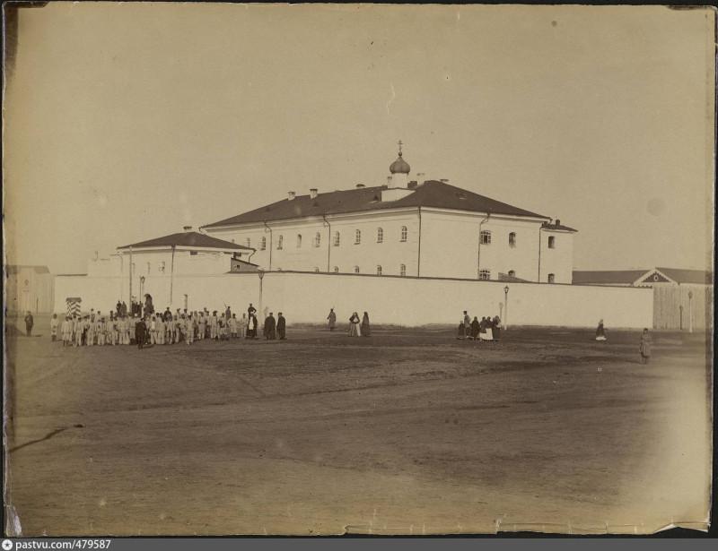 Курганский тюремный замок